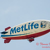"MetLife ""Snoopy II"" Blimp - #2"