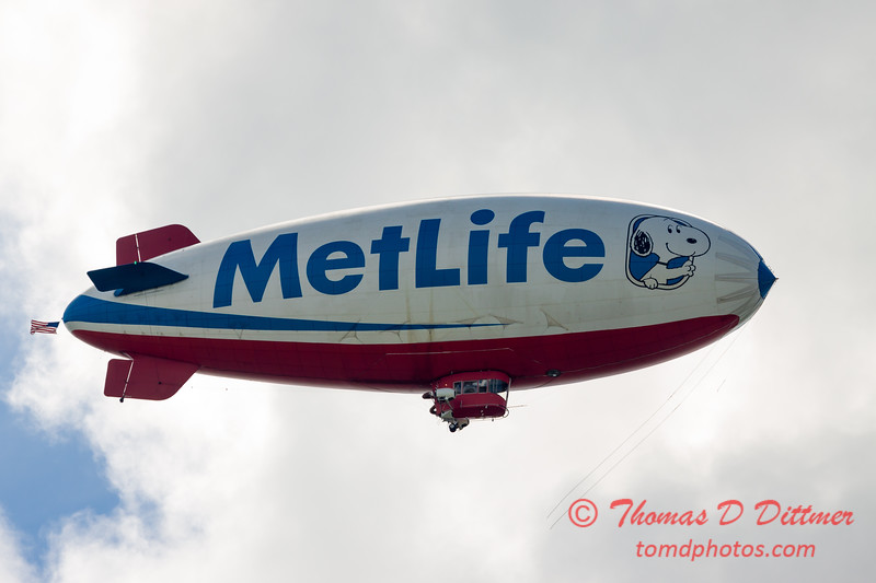 "MetLife ""Snoopy II"" Blimp - #6"