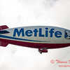 "MetLife ""Snoopy II"" Blimp - #8"