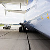 Antonov AN 225  at Peoria Illinois for Emergency Relief Mission to American Samoa - <br>  October 10, 2009 - 111
