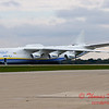 Antonov AN 225  at Peoria Illinois for Emergency Relief Mission to American Samoa - <br>  October 10, 2009 - 119