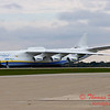 Antonov AN 225  at Peoria Illinois for Emergency Relief Mission to American Samoa - <br>  October 10, 2009 - 120