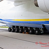 Antonov AN 225  at Peoria Illinois for Emergency Relief Mission to American Samoa - <br>  October 10, 2009 - 112