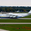 Antonov AN 225  at Peoria Illinois for Emergency Relief Mission to American Samoa - <br>  October 10, 2009 - 121