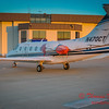 (# 11) Hawker Beechcraft 400A on Byerly Aviation Ramp