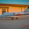 (# 10) Hawker Beechcraft 400A on Byerly Aviation Ramp