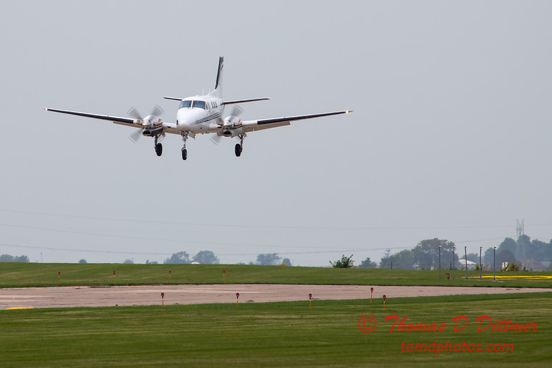 243 - Friday Practice at the Quad City Air Show - Davenport Municipal Airport - Davenport Iowa - August 31st
