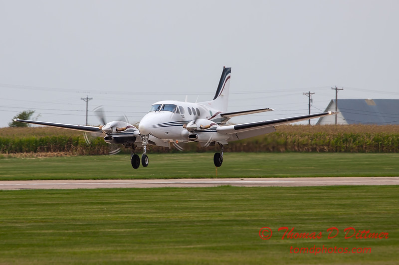 251 - Friday Practice at the Quad City Air Show - Davenport Municipal Airport - Davenport Iowa - August 31st