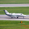 N674AS - C525 - Citation - Peoria Regional Airport - Peoria Illinois - June 3 2009 - 3