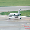 N674AS - C525 - Citation - Peoria Regional Airport - Peoria Illinois - June 3 2009 - 2