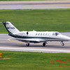 N674AS - C525 - Citation - Peoria Regional Airport - Peoria Illinois - June 3 2009 - 4