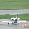 N674AS - C525 - Citation - Peoria Regional Airport - Peoria Illinois - June 3 2009 - 1