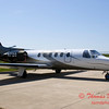 Citation 550 - Image Air Ramp - Central Illinois Regional Airport - Bloomington Illinois - May 18 2009 - 6