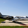 Citation 550 - Image Air Ramp - Central Illinois Regional Airport - Bloomington Illinois - May 18 2009 - 7