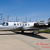 Citation 550 - Image Air Ramp - Central Illinois Regional Airport - Bloomington Illinois - May 18 2009 - 3