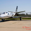 Citation 550 - Image Air Ramp - Central Illinois Regional Airport - Bloomington Illinois - May 18 2009 - 1
