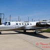 Citation 550 - Image Air Ramp - Central Illinois Regional Airport - Bloomington Illinois - May 18 2009 - 4