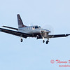 32 - A TBM 700 approaches Runway 20 for landing at Central Illinois Regional Airport - Bloomington Illinois - Sunday March 9th 2014