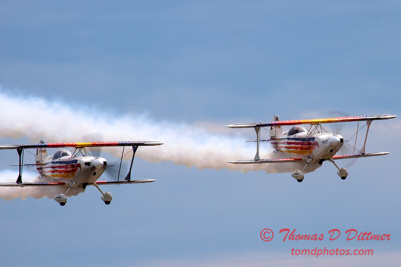 112 - Friday Practice at the Quad City Air Show - Davenport Municipal Airport - Davenport Iowa - August 31st