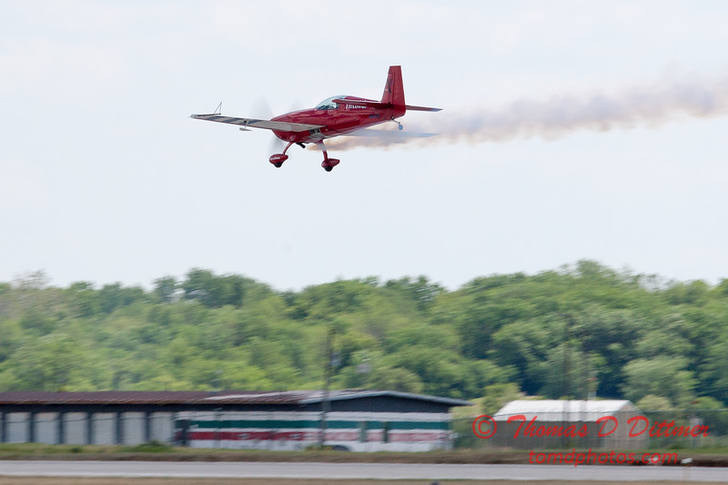 493 -  Jack Knutson in the Extra 300S at the 2012 Rockford Airfest - Chicago Rockford International Airport - Rockford Illinois - Sunday June 3rd 2012