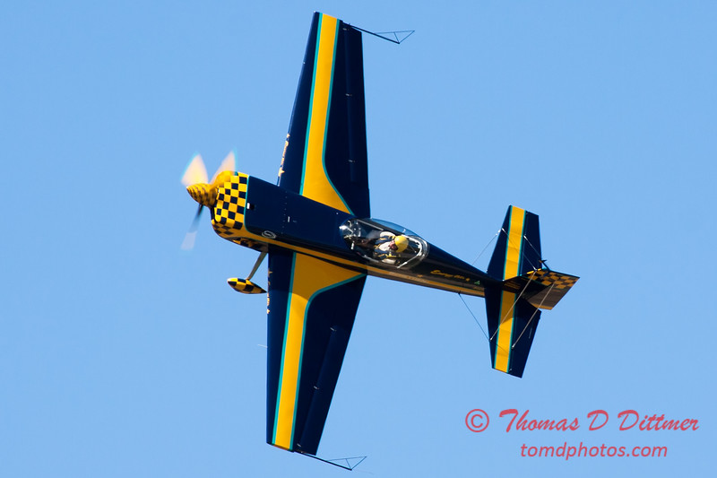269 - Darrell Massman performs in his S330 Panzl at the South East Iowa Air Show in Burlington Iowa