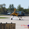 678 - Darrell Massman in his S330 returns and taxies to parking Panzl at the South East Iowa Air Show in Burlington Iowa