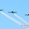 111 - The Vanguard Squadron performs in their ethanol powered RV3's at the South East Iowa Air Show in Burlington Iowa