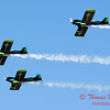 158 - The Vanguard Squadron perform in their ethanol powered RV3's at the South East Iowa Air Show in Burlington Iowa