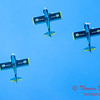 145 - The Vanguard Squadron perform in their ethanol powered RV3's at the South East Iowa Air Show in Burlington Iowa
