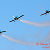 155 - The Vanguard Squadron perform in their ethanol powered RV3's at the South East Iowa Air Show in Burlington Iowa