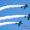 140 - The Vanguard Squadron perform in their ethanol powered RV3's at the South East Iowa Air Show in Burlington Iowa