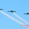 110 - The Vanguard Squadron performs in their ethanol powered RV3's at the South East Iowa Air Show in Burlington Iowa