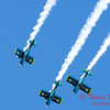 131 - The Vanguard Squadron perform in their ethanol powered RV3's at the South East Iowa Air Show in Burlington Iowa