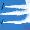 126 - The Vanguard Squadron perform in their ethanol powered RV3's at the South East Iowa Air Show in Burlington Iowa