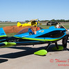 41 - Crew members from the Vanguard Squadron ready the RV3 aircraft for the show at the South East Iowa Air Show in Burlington Iowa