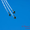 137 - The Vanguard Squadron perform in their ethanol powered RV3's at the South East Iowa Air Show in Burlington Iowa