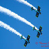 142 - The Vanguard Squadron perform in their ethanol powered RV3's at the South East Iowa Air Show in Burlington Iowa