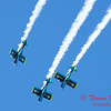 132 - The Vanguard Squadron perform in their ethanol powered RV3's at the South East Iowa Air Show in Burlington Iowa