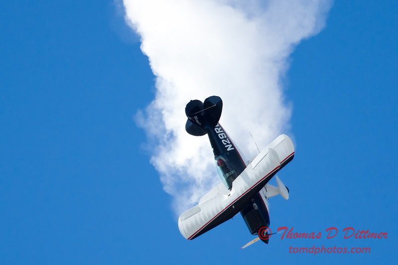182 - Dick Schulz and the Raptor Pitts perform at the South East Iowa Air Show in Burlington Iowa