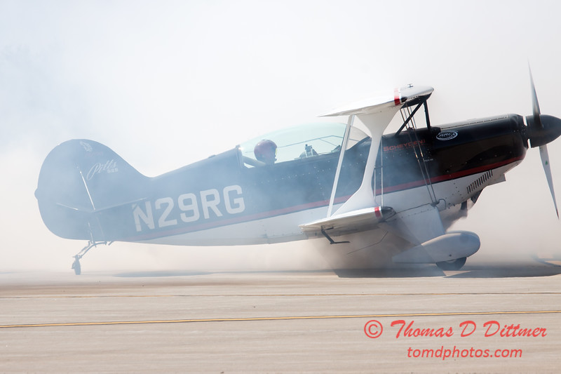 250 - Dick Schulz and the Raptor Pitts return to the South East Iowa Air Show in Burlington Iowa