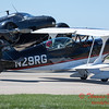 119 - Dick Schulz and the Raptor Pitts ready to perform at the South East Iowa Air Show in Burlington Iowa