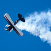 180 - Dick Schulz and the Raptor Pitts perform at the South East Iowa Air Show in Burlington Iowa