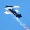 201 - Dick Schulz and the Raptor Pitts perform at the South East Iowa Air Show in Burlington Iowa