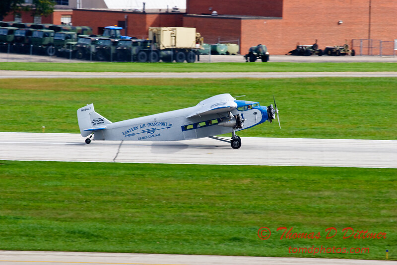 2009 - Experimental Ford 4 AT E - Greater Peoria Regional Airport - Peoria Illinois - September 26th - 2