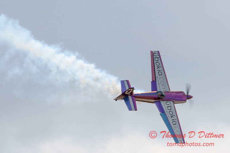 601 - Bill Stein performs in an Edge 540 at the 2012 Rockford Airfest - Chicago Rockford International Airport - Rockford Illinois - Sunday June 3rd 2012