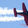 """902 - Matt Younkin performs for fans in his Beechcraft BE18 """"Twin Beech"""" at the South East Iowa Air Show in Burlington Iowa"""