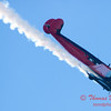 """889 - Matt Younkin performs for fans in his Beechcraft BE18 """"Twin Beech"""" at the South East Iowa Air Show in Burlington Iowa"""
