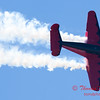 """904 - Matt Younkin performs for fans in his Beechcraft BE18 """"Twin Beech"""" at the South East Iowa Air Show in Burlington Iowa"""