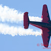 """903 - Matt Younkin performs for fans in his Beechcraft BE18 """"Twin Beech"""" at the South East Iowa Air Show in Burlington Iowa"""