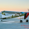 (# 1) Cessna 180J Skywagon on Byerly Aviation Ramp
